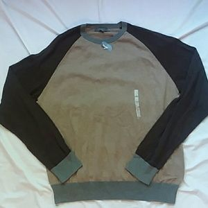 Old Navy XL Brown Sweater Long Sleeve Shirt